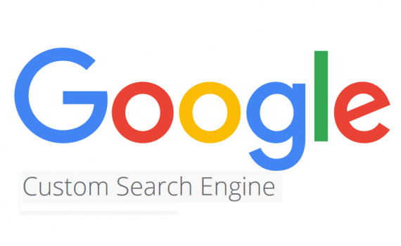 A sample logo for Google Custom Search