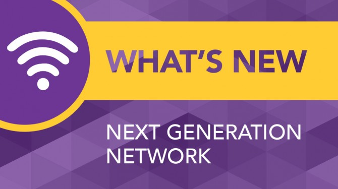 What's new with NGN graphic